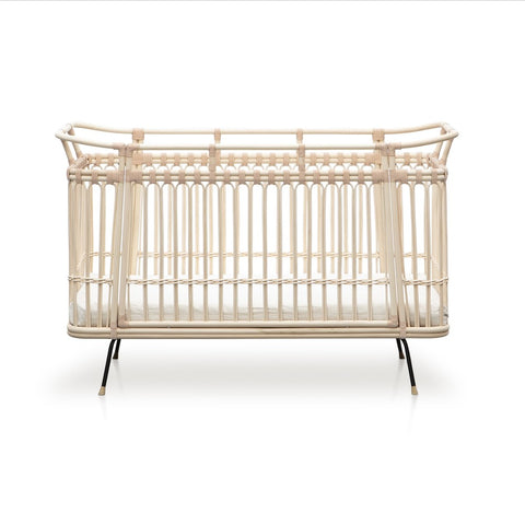BERMBACH HANDCRAFTED Child Bed Paul Rattan