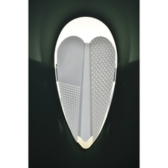 LA CHANCE Wall Light Sorcier White