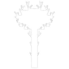 MAZE Coat Rack Tree