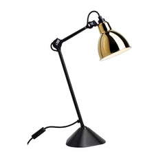 DCW EDITIONS Table Lamp Lampe Gras 205 Black Body