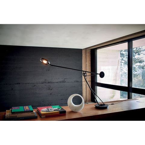DCW EDITIONS Table Lamp Aaro Matt Black