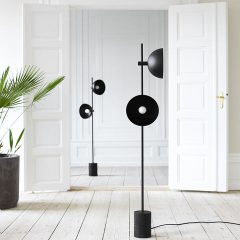 HANDVÄRK Floor Lamp Studio Black