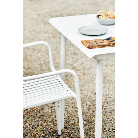 TOLIX Dining Table Patio Outdoor Painted 240cm