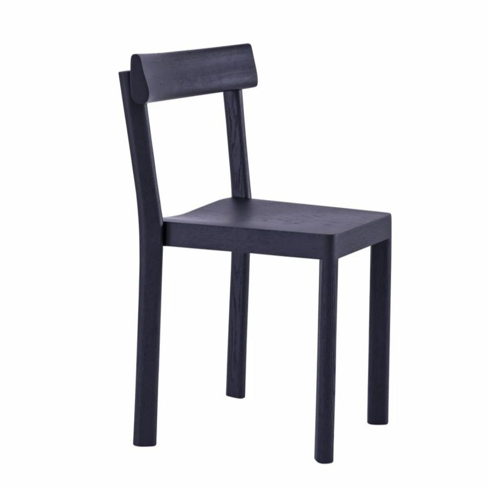 KANN DESIGN Chair Galta Black Oak
