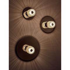 DCW EDITIONS Wall Light In The Sun Ø38 cm Gold