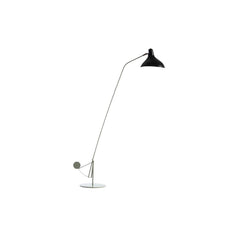 DCW EDITIONS Floor Lamp Mantis BS1 Round Base