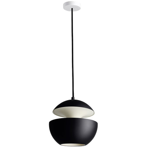 DCW EDITIONS Suspension Light Here Come The Sun 175 Black