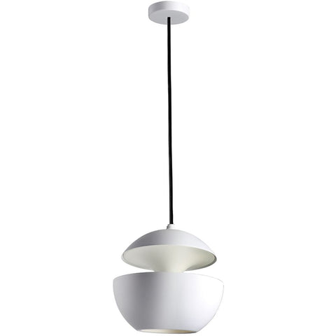 DCW EDITIONS Suspension Light Here Come The Sun 175 White