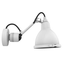 DCW EDITIONS Wall Light Lampe Gras 304 Bathroom White Body