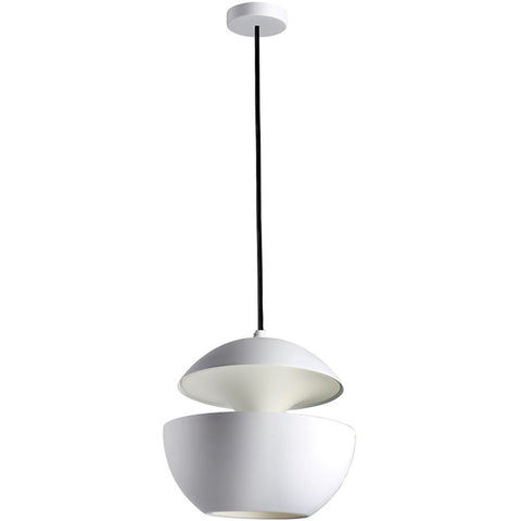 DCW EDITIONS Suspension Light Here Come The Sun 250 White