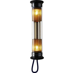 DCW EDITIONS Wall Light In The Tube 100-500 Gold Mesh Black Stopper