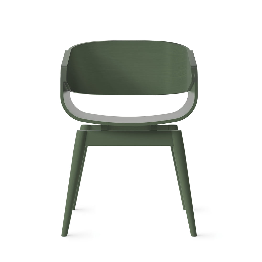 ALMOST Armchair 4th Oak Green
