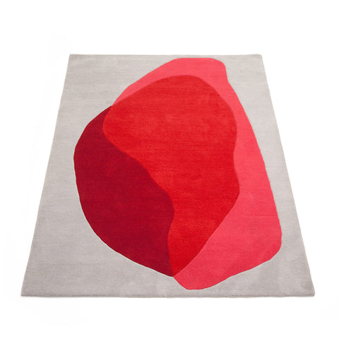 HARTO Rug Jane Red 180x220cm