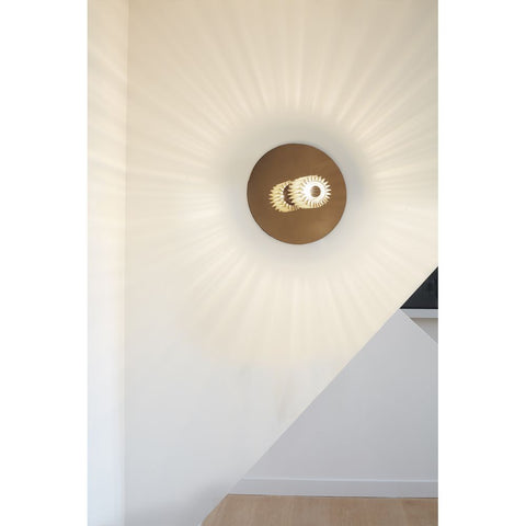 DCW EDITIONS Wall Light In The Sun Ø27 cm Gold