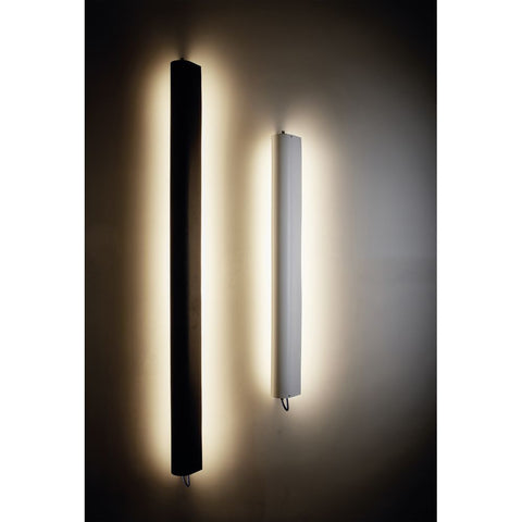 DCW EDITIONS Wall Light In The Tube 360° - 1000 Black Flap