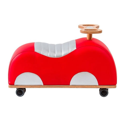 MOULIN ROTY Ride-on Race Car Red