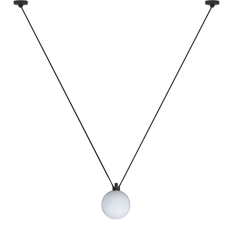 DCW EDITIONS Suspension Light Les Acrobates de Gras 323 Glassball