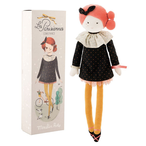 "MOULIN ROTY Doll Madame Constance ""Les Parisiennes"""