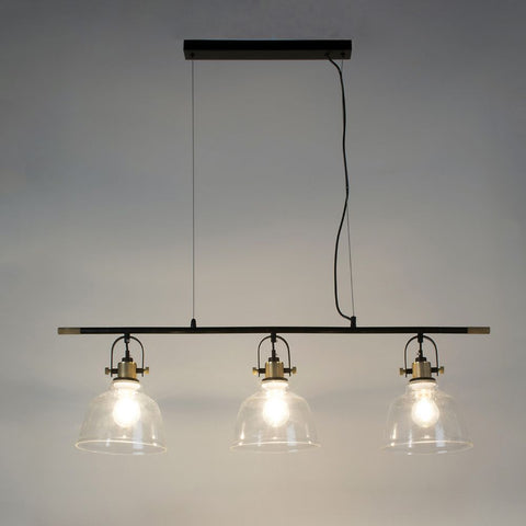 MARKET SET Suspension Light Lord 3 Lights 97cm