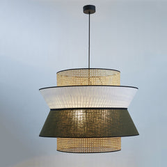 MARKET SET Suspension Light Singapour XXL 78cm