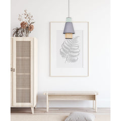MARKET SET Suspension Light Singapour XS 22cm