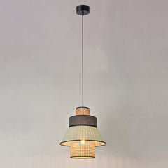 MARKET SET Suspension Light Singapour XML 30cm