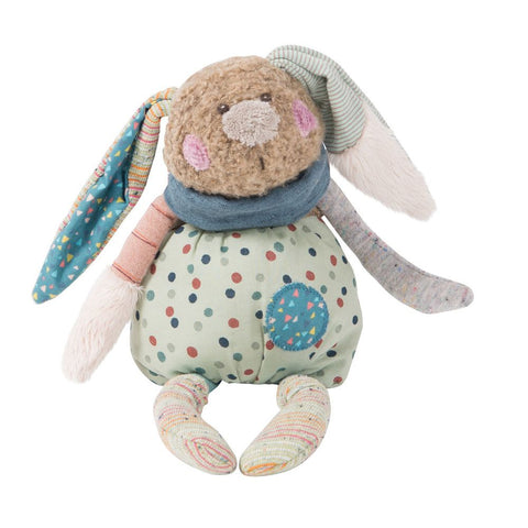 "MOULIN ROTY Soft Toy rabbit ""Les Jolis trop beaux"""