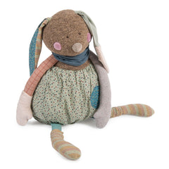 "MOULIN ROTY Soft Toy Giant rabbit ""Les Jolis trop beaux"""