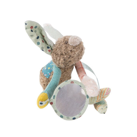 "MOULIN ROTY Small activity rabbit ""Les Jolis trop beaux"""