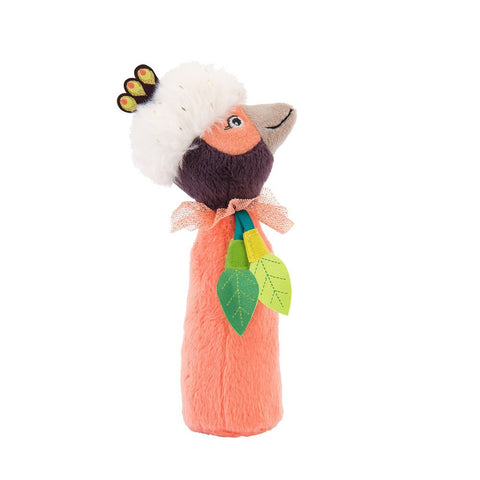 "MOULIN ROTY Paloma squeaky rattle ""Dans la jungle"""