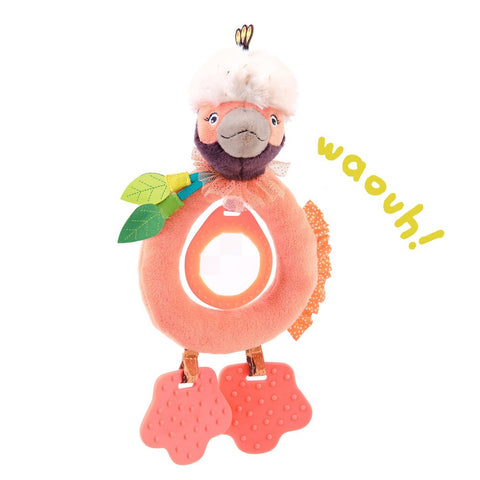 MOULIN ROTY Paloma teether rattle