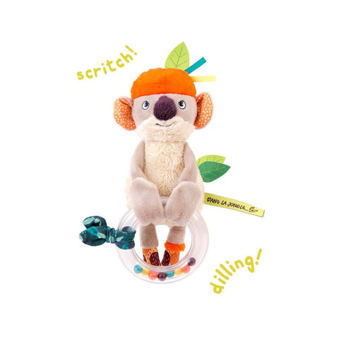 MOULIN ROTY  Koco bead rattle