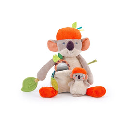 "MOULIN ROTY Koko activity toy ""Dans la jungle"""