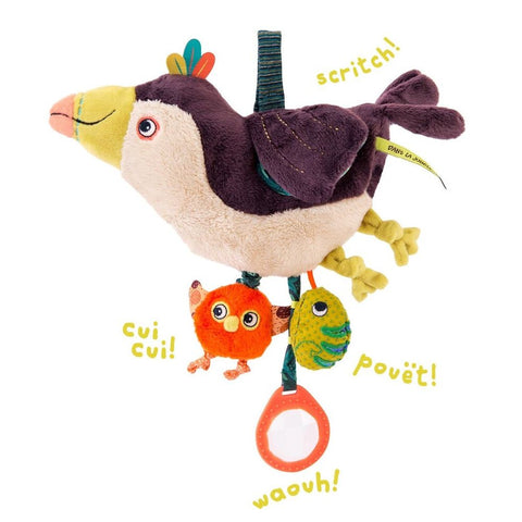 MOULIN ROTY Pakou hanging activity toy