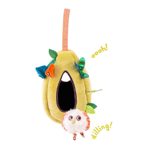 MOULIN ROTY Nest activity toy