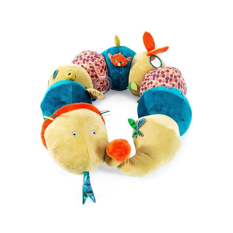 MOULIN ROTY Snake large activity toy