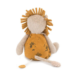 "MOULIN ROTY Musical Soft Toy lion ""Sous mon baobab"""