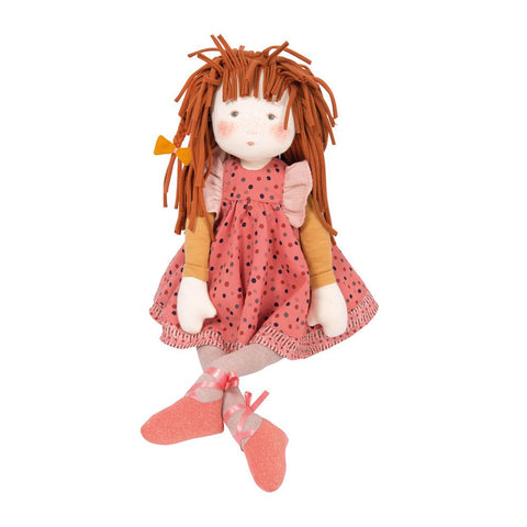"MOULIN ROTY Doll Anemone ""Les Rosalies"""