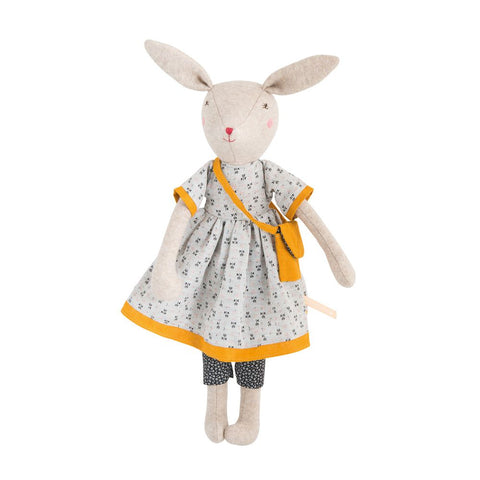 "MOULIN ROTY Soft Toy Rose the Mummy ""Famille Mirabelle"""