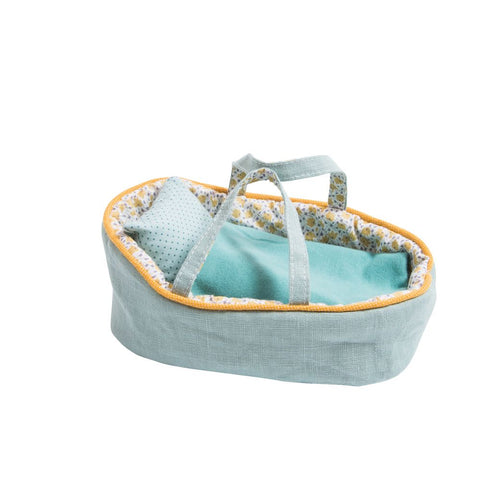"MOULIN ROTY Small carry cot ""Famille Mirabelle"""