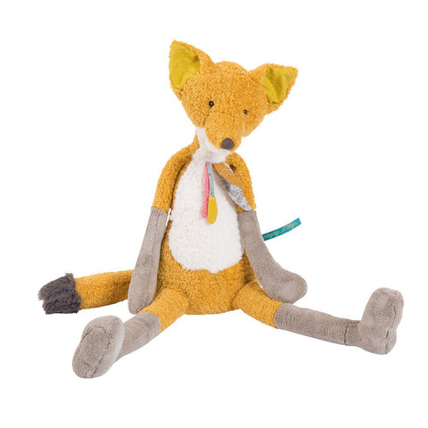 "MOULIN ROTY Chaussette the large fox ""Le voyage d'Olga"""