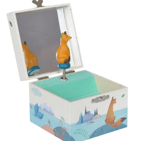 "MOULIN ROTY Musical jewellery box ""Le voyage d'Olga"""