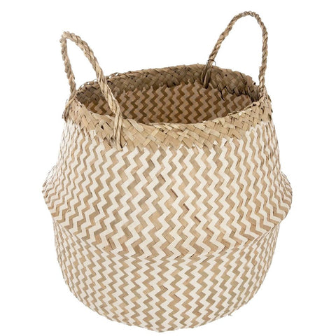 "MOULIN ROTY Kids Basket Bicolor ""Le voyage d'Olga"""