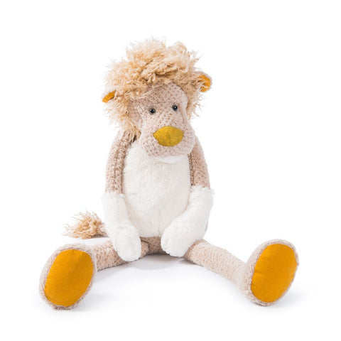 "MOULIN ROTY Soft Toy Big Lion ""Les Baba-Bou"""