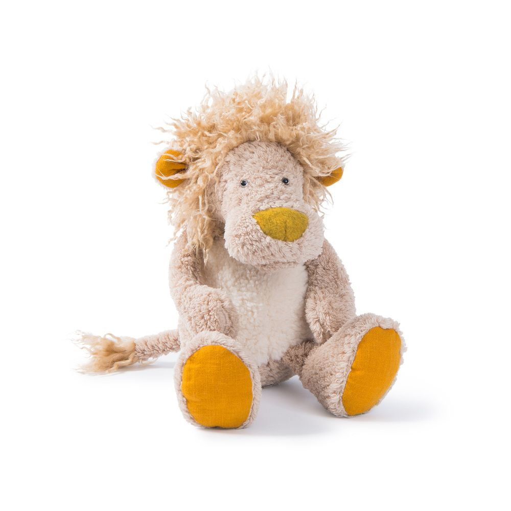 "MOULIN ROTY Soft Toy Lion ""Les Baba-Bou"""