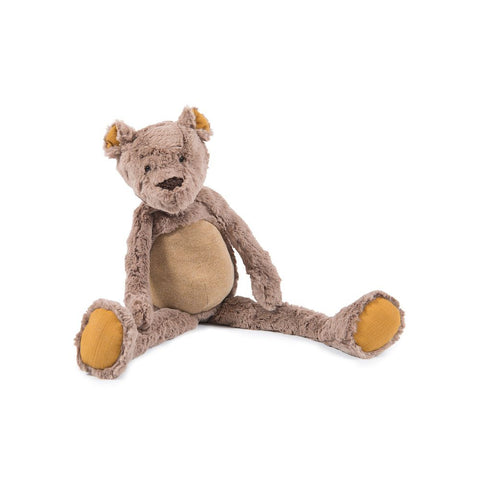 "MOULIN ROTY Soft Toy Big Bear ""Les Baba-Bou"""