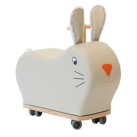 "MOULIN ROTY Ride-on rabbit ""Classic toys"""
