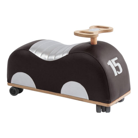 MOULIN ROTY Ride-on Race Car Black