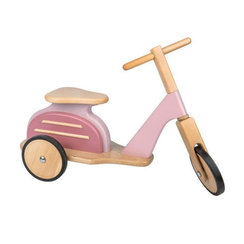 "MOULIN ROTY Pink scooter ""Classic toys"""