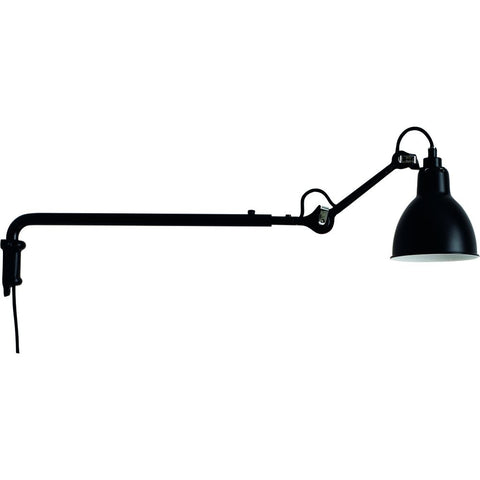 DCW EDITIONS Wall Light Lampe Gras 203 Black Body